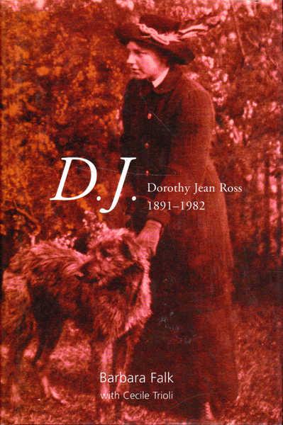 D.J. Dorothy Jean Ross 1891-1982