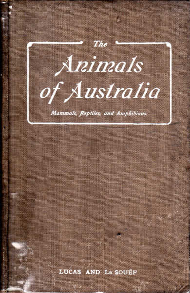 The Animals of Australia: Mammals, Reptiles and Amphibians