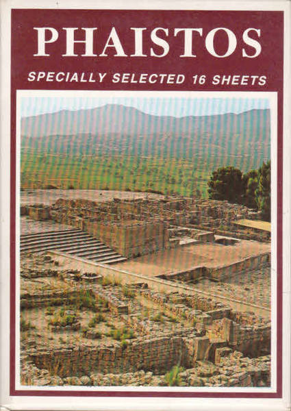 Phaistos: Specially Selected 16 Sheets