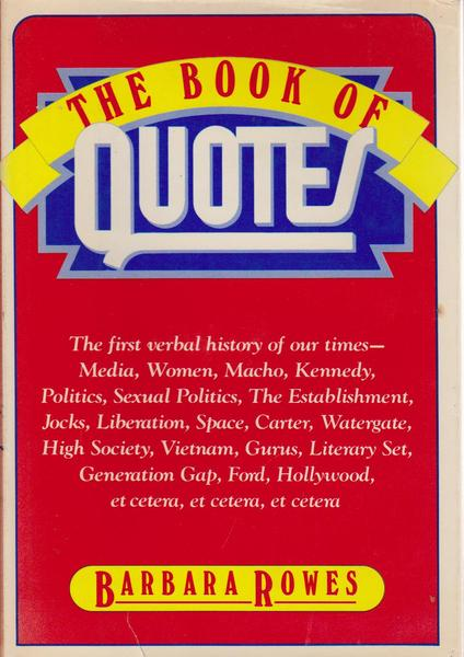 The Book of Quotes