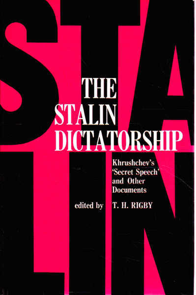 The Stalin Dictatorship: Kruschev