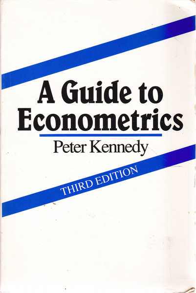 A Guide to Econometrics Third Edition