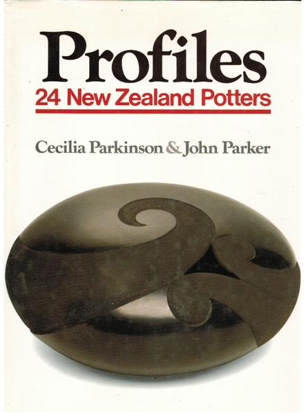 Profiles: 24 New Zealand Potters