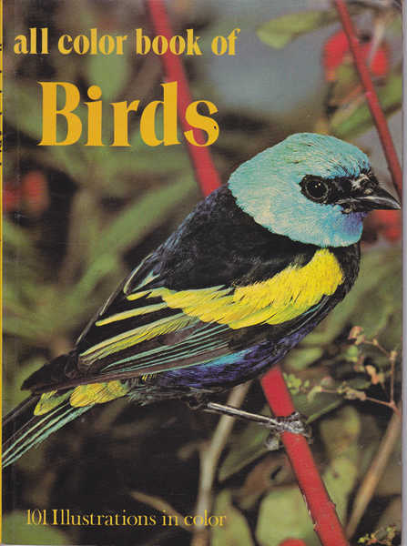 All Color Book of Birds