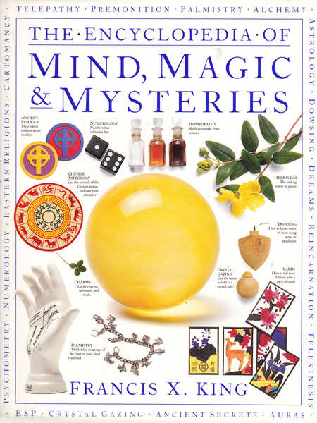 The Encyclopedia of Mind, Magic & Mysteries