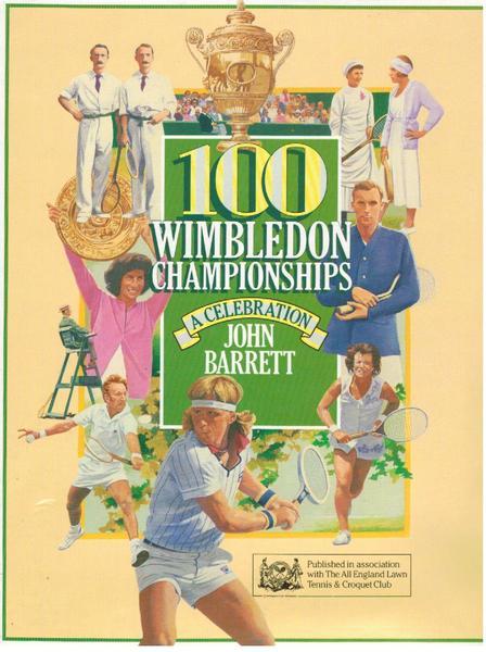 100 Wimbledon Championships: A Celebration