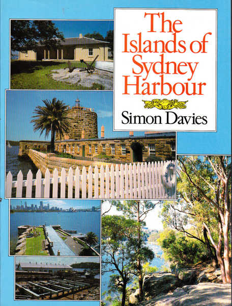 The Islands of Sydney Harbour