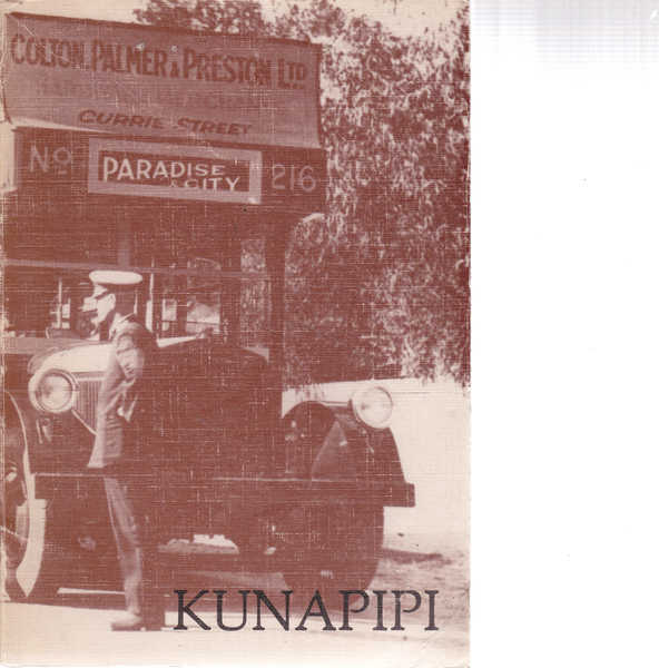 KUNAPIPI: Volume VI Number 3