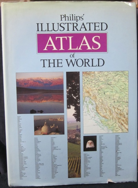 Philips' Illustrated Atlas of the World
