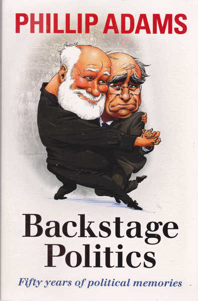 Backstage Politics: Fifty Years of Political Memories