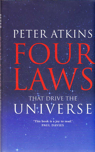 Four Laws: That Drive the Universe