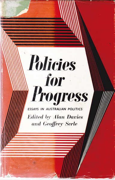Policies for Progress: Essays in Australian Politics