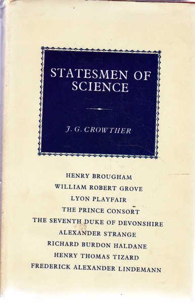 Statesmen of Science
