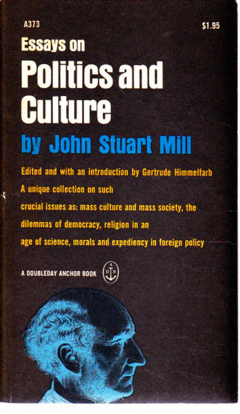 Essays on Politics and Culture