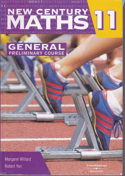 New Century Maths 11: General Preliminary Course