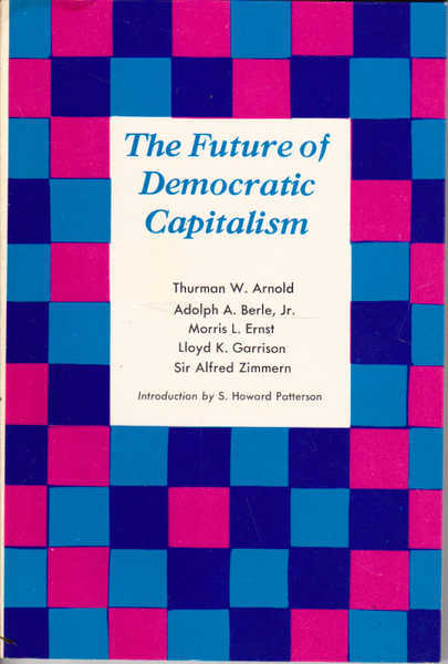 The Future of Democratic Capitalism