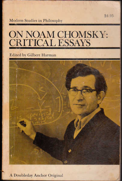 On Noam Chomsky: Critical Essays