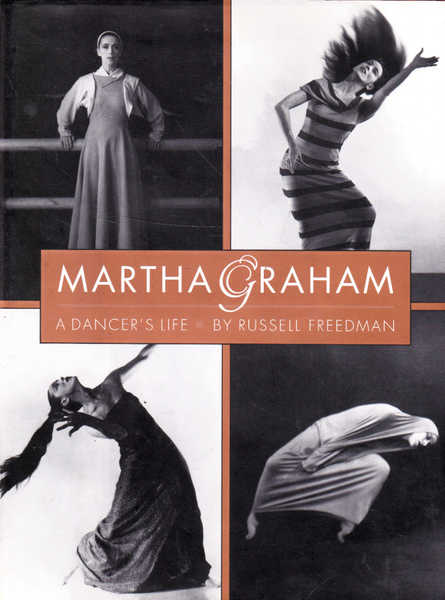 life of martha graham
