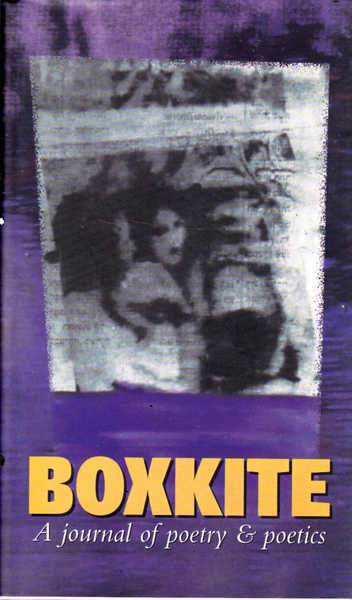 Boxkite: a Journal of Poetry and Politics #2
