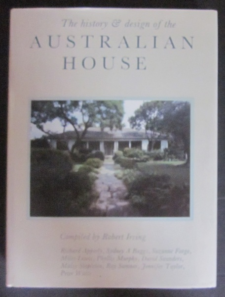 The History and Design of the Australian House