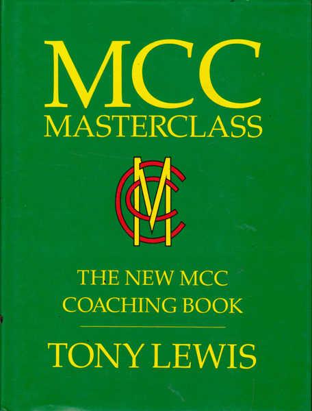 MCC Masterclass: The New MCC Coaching Book