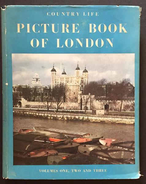 Picture Book of London: Volumes One, Two and Three