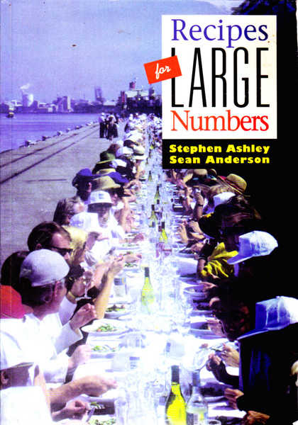 Recipes for Large Numbers