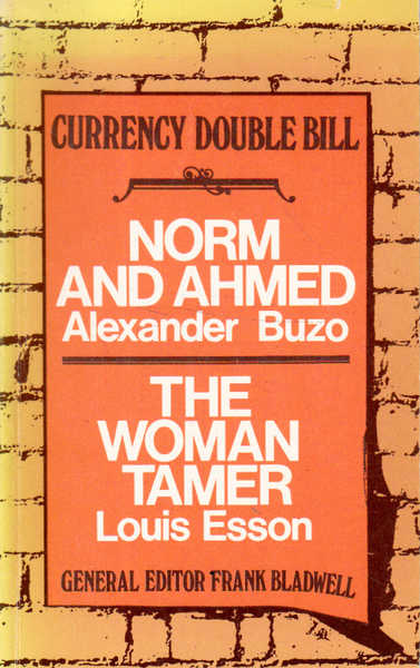 Currency Double Bill: Norm and Ahmed; The Woman Tamer