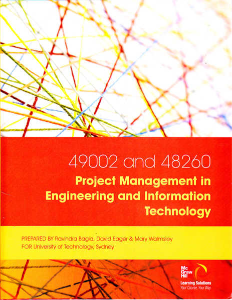 Project Management in Engineering and Information Technology