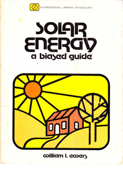 Solar Energy: a Biased Guide