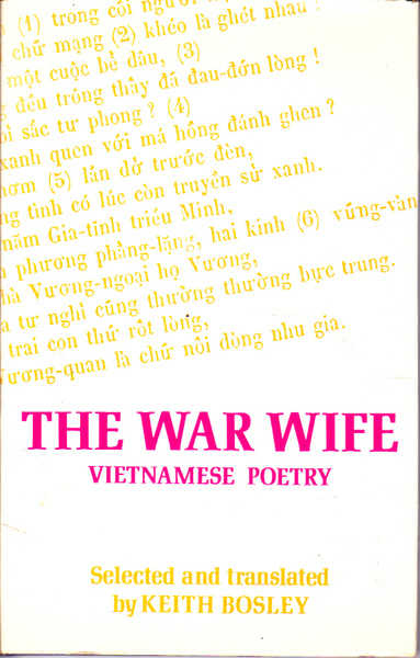 The War Wife: Vietnamese Poetry