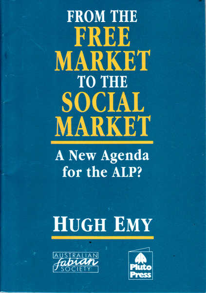 From the Free Market to the Social Market: A New Agenda for the Alp?
