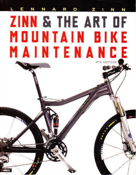 Zinn & the Art of Mountain Book Maintenance