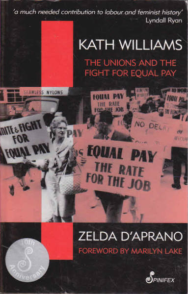 Kath Williams: The Unions and the Fight for Equal Pay