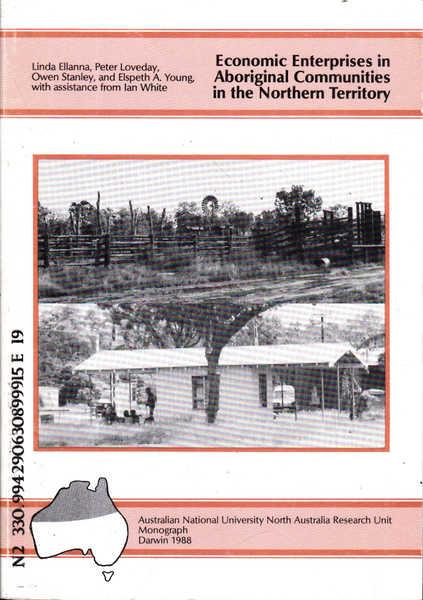 Economic Enterprises in Aboriginal Communities in the Northern Territory