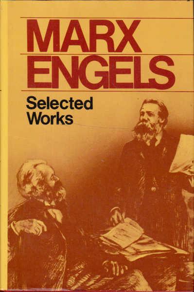 Marx Engels: Selected Work