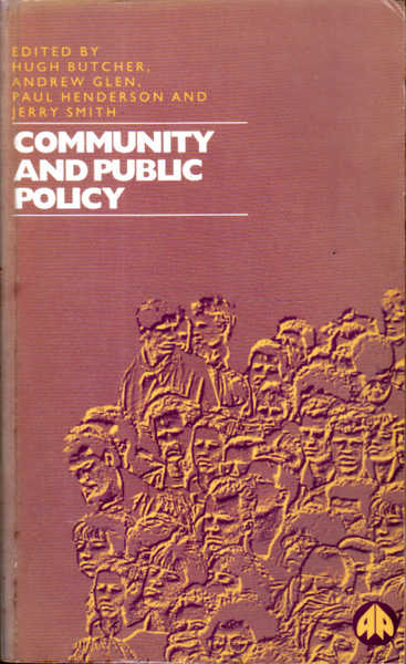 Community and Public Policy: Community Development Foundation