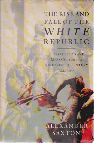 The Rise and Fall of the White Republic: Class Politics and Mass Culture in Nineteenth Century America (Haymarket Series)