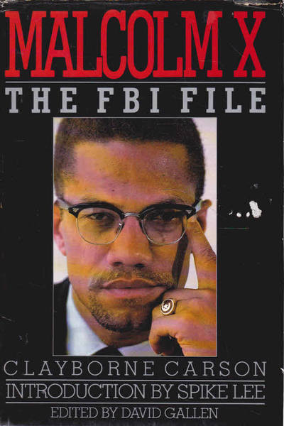 Malcolm X: The FBI File