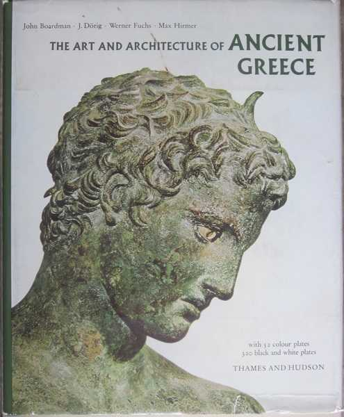 The Art and Architecture of Ancient Greece:
