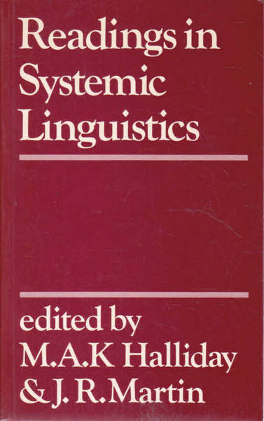Readings in Systemic Linguistics