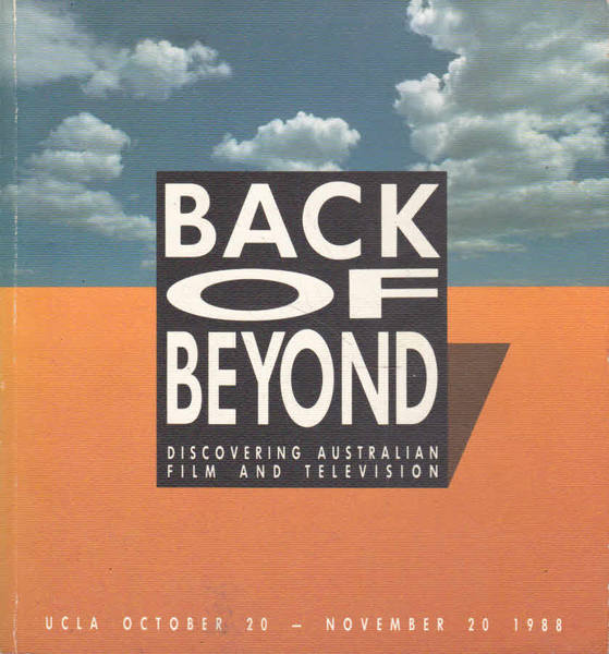 Back of Beyond: Discovering Australian Film and Television