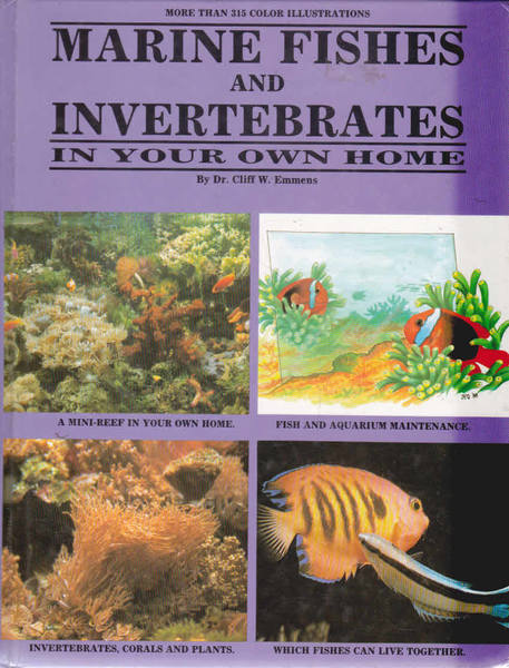Marine Fish and Invertebrates in Your Own Home