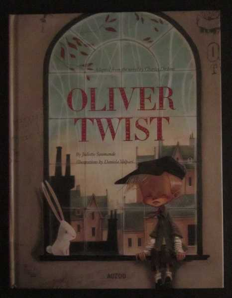 Oliver Twist Big Picture Book