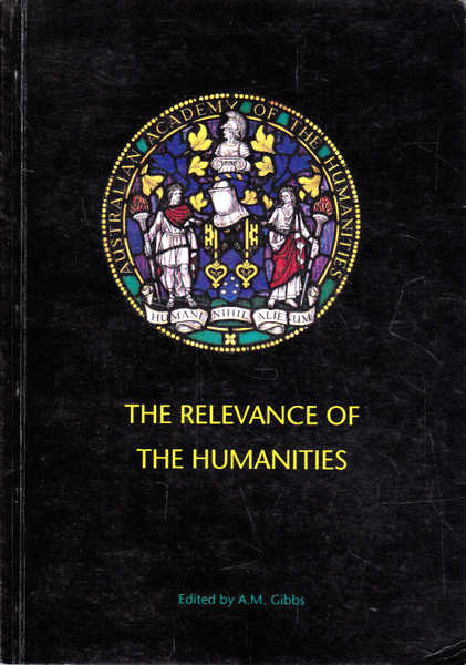 The Relevance of the Humanities