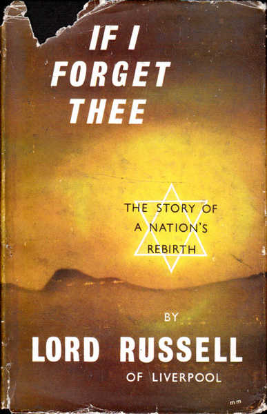 If I Forget Thee: The Story of a Nation's Rebirth