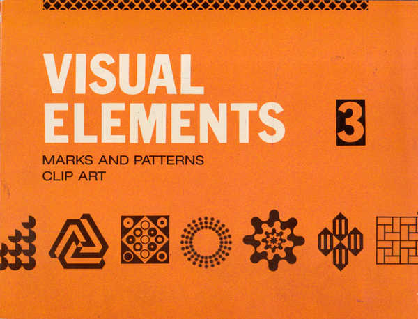 Visual Elements 3: Marks and Patterns; Clip Art