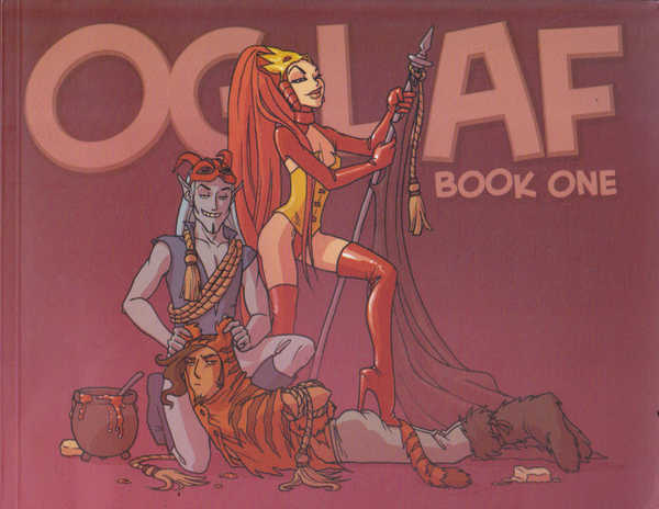 Oglaf: Book One (1)
