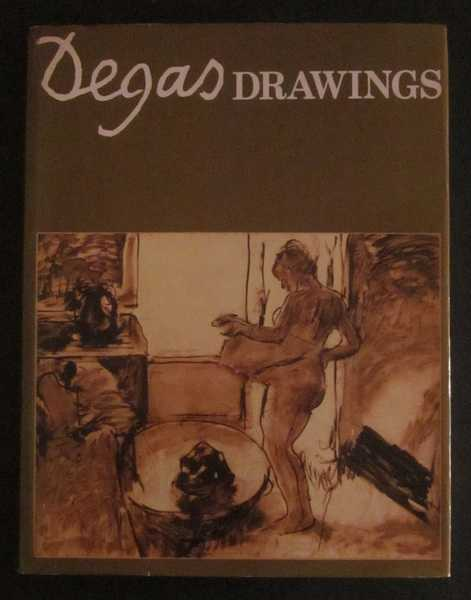 Degas Drawing