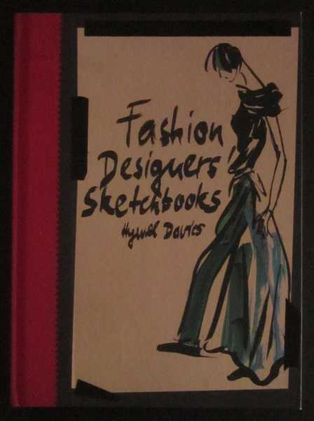 Fashion Designers Sketchbooks